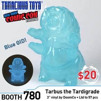 "Tenacious Toys has announced another NYCC Exclusive: Tarbus the Tardigrade 3.25"" vinyl figure b"
