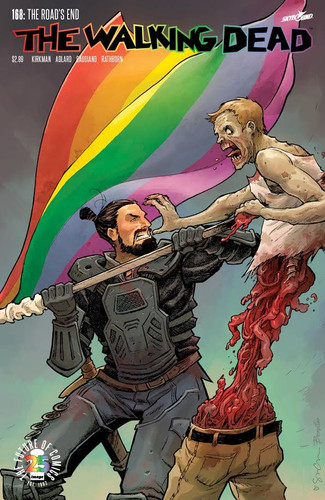 IMAGE COMICS: 100% OF IMAGE COMICS' PRIDE MONTH 25TH ANNIVERSARY VARIANT COVER PROCEEDS TO GO TO