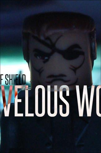 "Ed Johnson Presents: NERD! Verse Comics: ""MARVELOUS WORLD - Electric Sheep"" Issue 1"