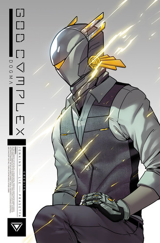 TOP COW LAUNCHES ALL-NEW MYTHOLOGICAL THRILLER INGOD COMPLEX