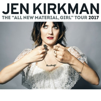 Jen Kirkman's New Netflix Special Just Keep Livin'?