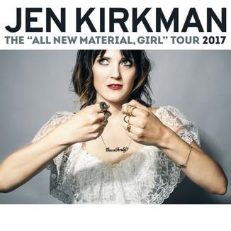 Jen Kirkman's New Netflix Special Just Keep Livin'?