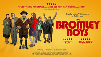 THE BROMLEY BOYS, FEATURING GAME OF THRONES BRENOCK OCONNOR, HITS THEATERS AUGUST 19