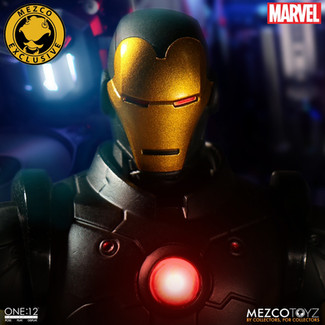 One:12 Collective Iron Man: Armor Model 42 Edition
