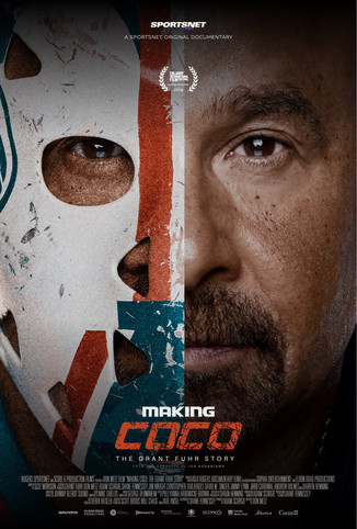 Official trailer release for MAKING COCO - THE GRANT FUHR STORY - in theaters later this year