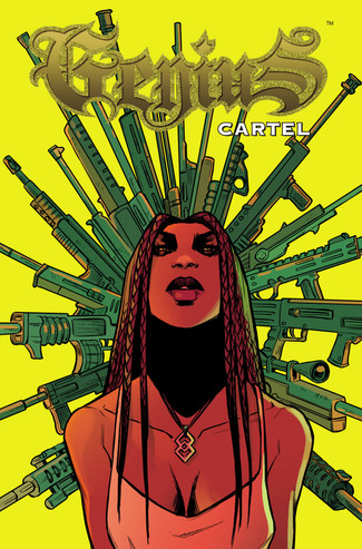 IMAGE COMICS: TOP COW INTRODUCES ALL-NEW STORY ARC INGENIUS: CARTEL