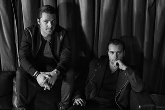 AXWELL /\ INGROSSO RELEASE 'STRIPPED' VERSION OF THEIR SINGLE 'I LOVE YOU' FEAT. KID INK