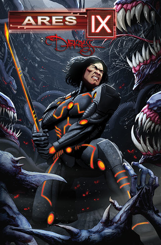 TOP COW TALENT HUNT WINNERS UNLEASHED ONARES IX: DARKNESS ONE-SHOT THIS DECEMBER