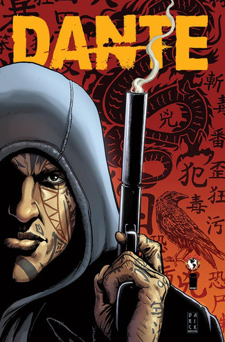 DANTE: AN INK-SOAKED DELIGHT A 48-page prestige format one-shot from Image Comics and Top Cow Produc