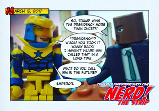 NERD! 🤓 NERD The Strip March 15, 2017