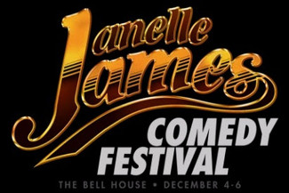 THE INAUGURAL JANELLE JAMES COMEDY FESTIVAL
