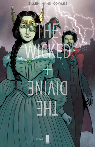 IMAGE COMICS: THE WICKED + THE DIVINE 1831 ONE-SHOT RUSHED BACK TO PRINT