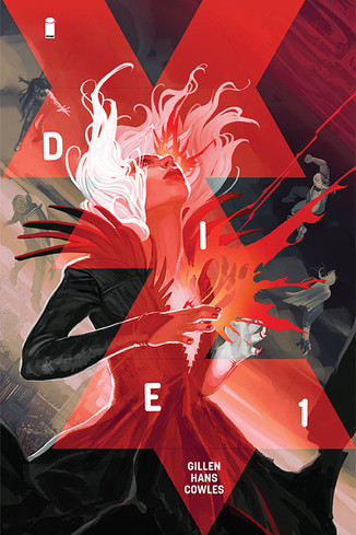 GAMEMASTERS KIERON GILLEN & STEPHANIE HANS ROLL OUT ALL-NEW SERIES IN DIE PORTLAND, OR