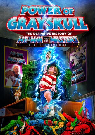 HE-MAN DOCPOWER OF GRAYSKULLCOMES TO DIGITAL, DVD THIS SEPTEMBER