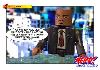 Ed Johnson Presents NERD! The Strip July 6,2019