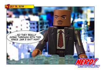 Ed Johnson Presents NERD! The Strip July 13, 2019