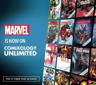 Marvel Entertainment joins comiXology Unlimited, Kindle Unlimited, and Prime Reading