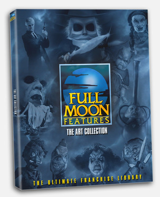 AFM : Full Moon Features Releases The Art Collection!