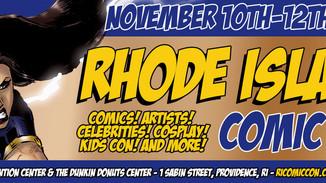 Rhode Island Comic Con Announces Second Avenger
