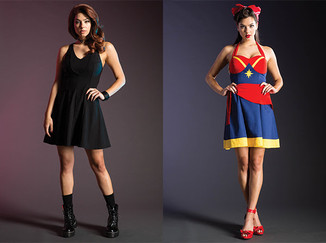 New Marvel By Her Universe Fashion Collection Launches at New York Comic Con and Hot Topic