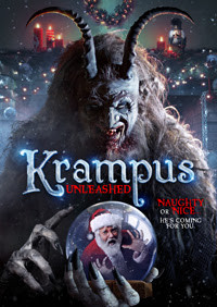Krampus to celebrate his bloody Christmas this November! Ho, Ho, Ho, Holy Sh*t!!!