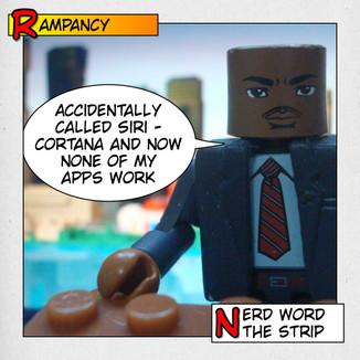 NERD The Strip Rampancy