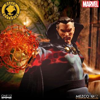 MEZCO TOYZ - The One: 12 Collective Dr. Strange