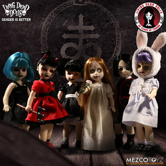 MEZCO TOYZ: Living Dead Dolls 20th Anniversary Series - Mystery Collection