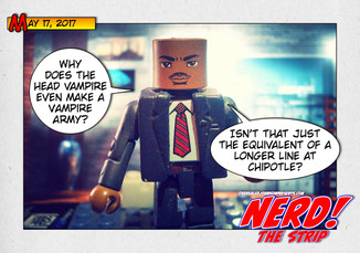 NERD 🤓 The Strip May 17, 2017