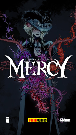 MIRKA ANDOLFO'S UPCOMING MINISERIES—MERCY—IS PENNY DREADFUL MEETS DARK SHADOWS