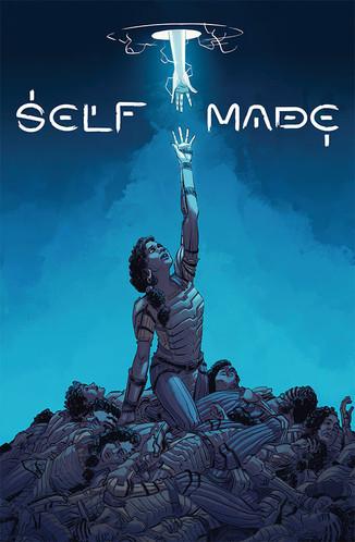 Debut creative team Mat Groom & Eduardo Ferigato launch groundbreaking new series in SELF/MADE