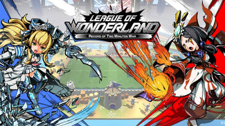 SEGA'S LEAGUE OF WONDERLAND