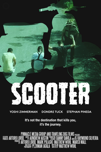MATT WOHL'S SCOOTER OPENING ACROSS US THIS MONTH