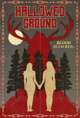 """IN THEATERS THIS FRIDAY - """"Hallowed Ground""""  horror/Miles Doleac/Uncork'd Entertainmen"""