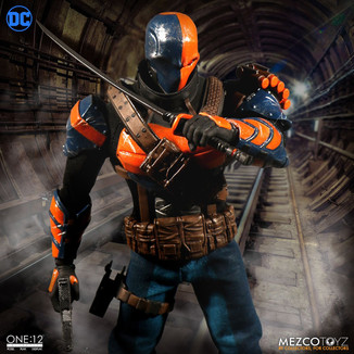 MEZCO TOYZ: THE ONE:12 COLLECTIVE DEATHSTROKE