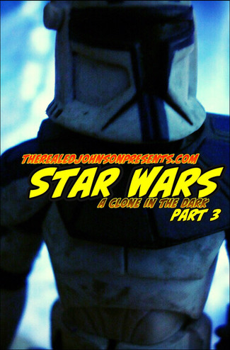 "Ed Johnson Presents NERD! Verse Comics:  ""STAR WARS: A Clone in the Dark"" Issue 3"