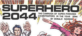 CHECKER BPG ANNOUNCES ACQUISTION OF SUPERHERO 2044 RIGHTS