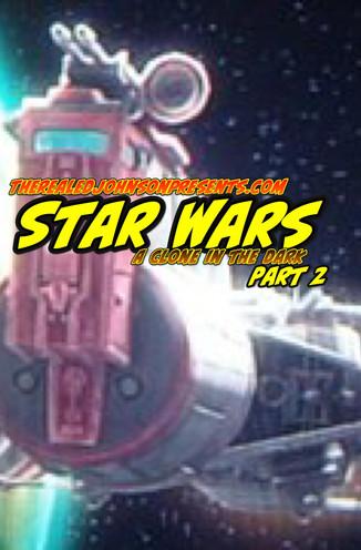 "Ed Johnson Presents: NERD! Verse Comics: ""STAR WARS: A Clone in the Dark"" Issue 2"