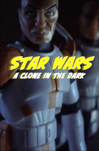"Ed Johnson Presents: NERD! Verse Comics: ""STAR WARS: A Clone in the Dark"" Issue 1"