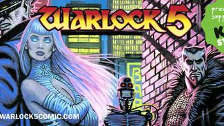 "Ragnarok Fires Up ""Warlock 5"" With Cullen Bunn and Jimmy Z Johnston"