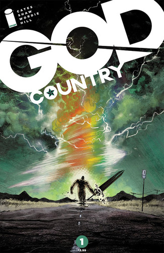 IMAGE COMICS: A STORM IS BREWING INGOD COUNTRY New series from Cates and Shaw set to launch in Jan
