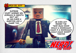 NERD! 🤓 NERD The Strip March 22, 2017
