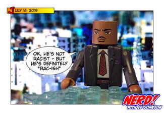Ed Johnson Presents: NERD! The Strip July 16, 2019