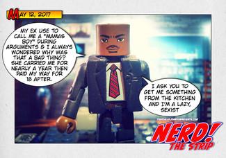 NERD 🤓 The Strip May 12, 2017