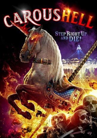 Trailer for Killer Unicorn movie 'CarousHell' off the Stirrups!