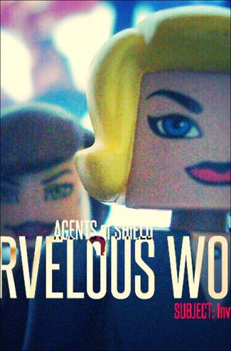 "Ed Johnson Presents NERD! Verse Comics: MARVELOUS WORLD 04 ""Wine & Roses"""