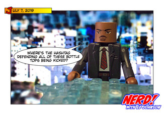 Ed Johnson Presents NERD! The Strip July 7, 2019