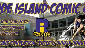 Avengers Assemble at Rhode Island Comic Con