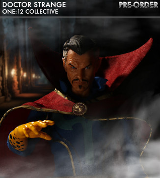 MEZCO TOYS: The One: 12 Collective Doctor Strange