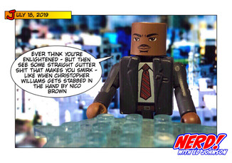 Ed Johnson Presents: NERD The Strip July 18, 2019